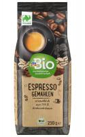 Кофе молотый эспрессо dmBio Naturland, 250 г