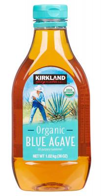 Сироп органической голубой агавы Kirkland Signature, 1 кг