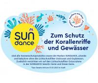Lip balm Sensitive SPF 50 Sun Dance, 4,8 gr