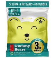 Low Sugar Gummy Bears Project 7