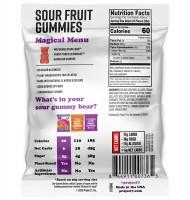 Low Sugar Sour Fruit Gummies Project 7