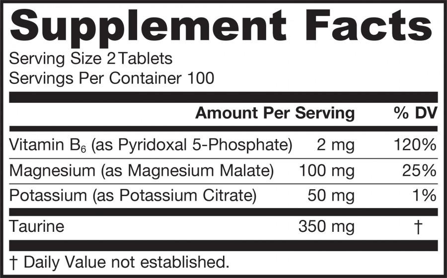 Magnesium Optimizer Jarrow, 200 tablets