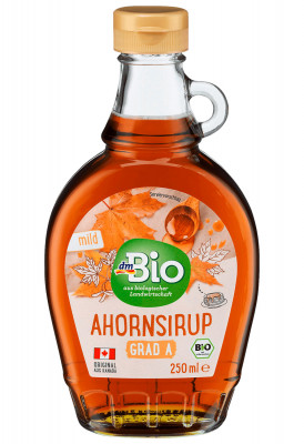 Marple syrup Grad A dmBio , 250 ml
