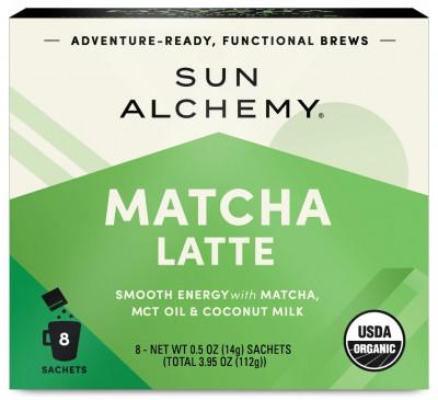 Matcha Latte, Organic Terrasoul