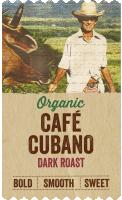 Кофе в зернах Mayorga Organics Café Cubano, 2.2 кг