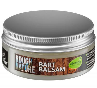 Men Bartbalsam Rough Nature Alverde, 75 ml