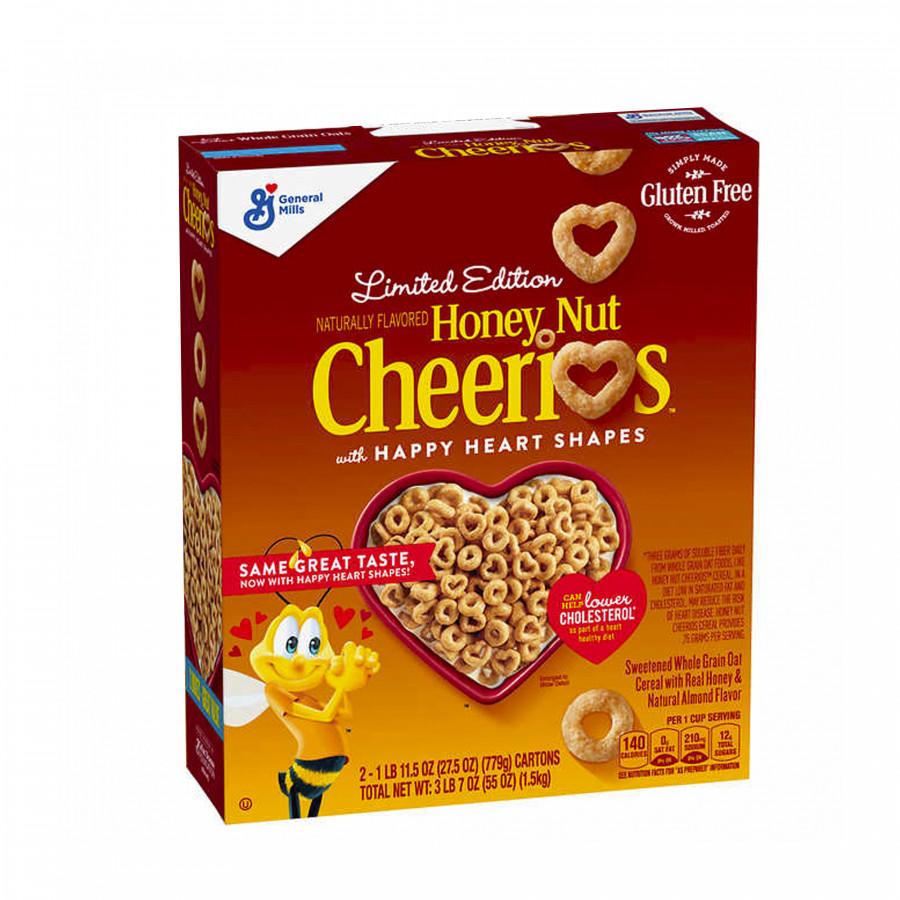 Cheerios Cereal, Honey Nut