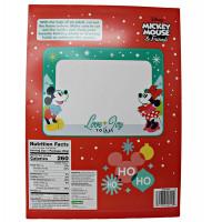 Mickey Mouse Christmas Advent Countdown Calendar, 24 Milk Chocolate Pieces, 1.76 oz