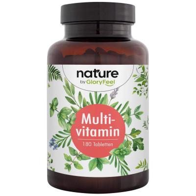 Multivitamin nature Gloryfeel, 180 tablets