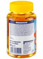 Multivitamins for children Milvolis dm, 60 pieces
