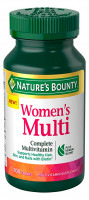 Женские мультивитамины Nature's Bounty, 100 таблеток.