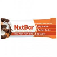 Протеиновый батончик NxtBar со вкусом шоколадной арахисовой пасты