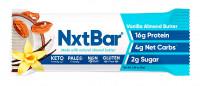 NxtBar Protein Bar Vanilla Almond Butter