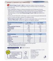 Масло льняное Омега-3 1000 Mivolis dm, 30 капсул