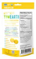 Органические леденцы со вкусом лимона YumEarth, 93.6 г