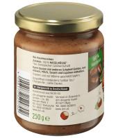 Органическая фундучная паста dmBio, 250 г