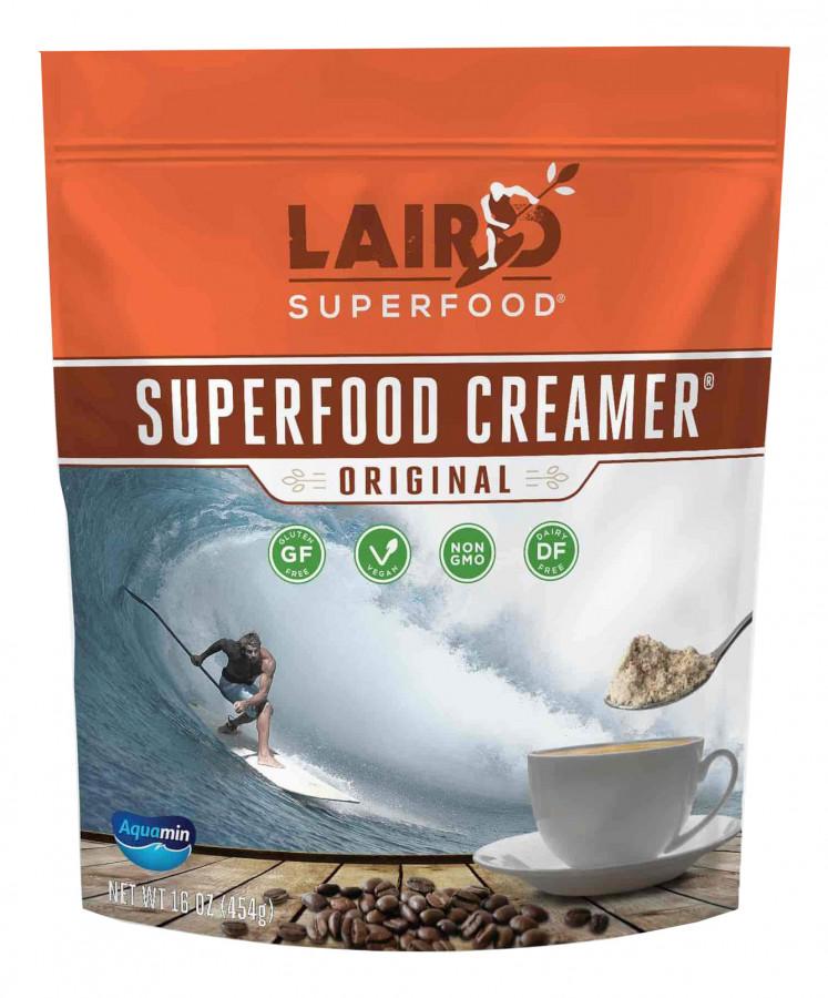 Кокосовые сливки Laird Superfood, 440 г