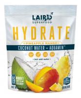 Кокосовая вода с ароматом ананаса и манго Laird Superfood, 440 г