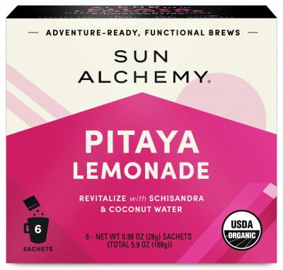 Pitaya Lemonade Terrasoul