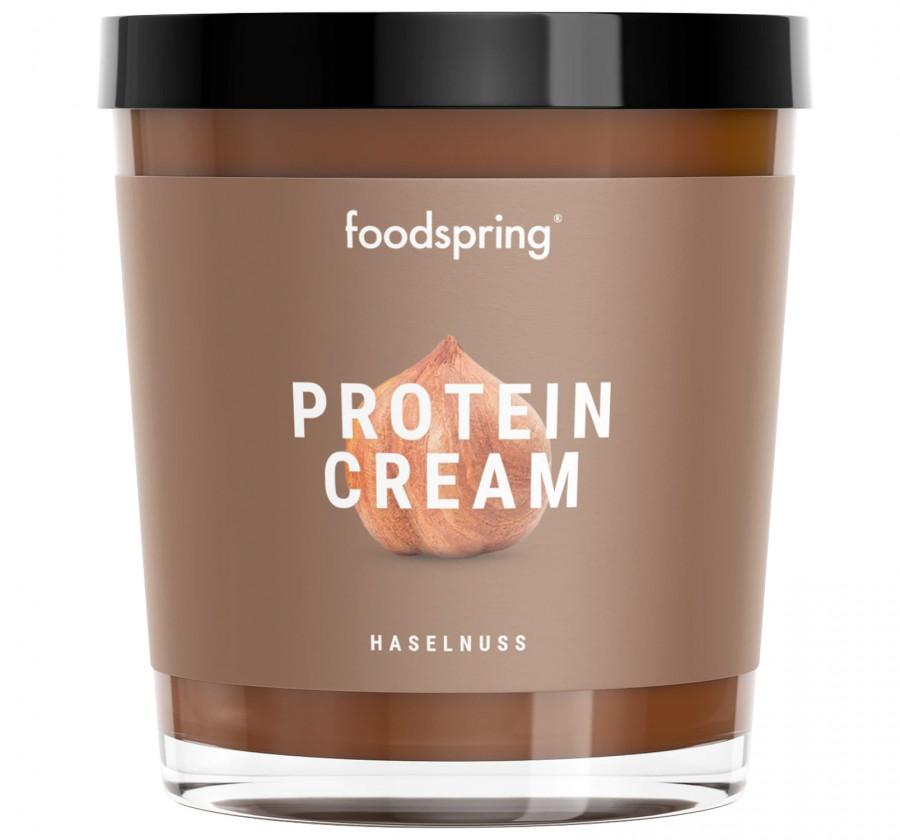 Протеиновый шоколадно-ореховый крем foodspring, 200 г
