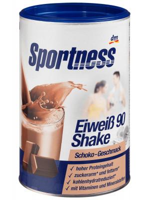 Protein chocolate flavour dm, 350 g