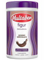 Протеиновый коктейль Multaben со вкусом шоколада, 430 г
