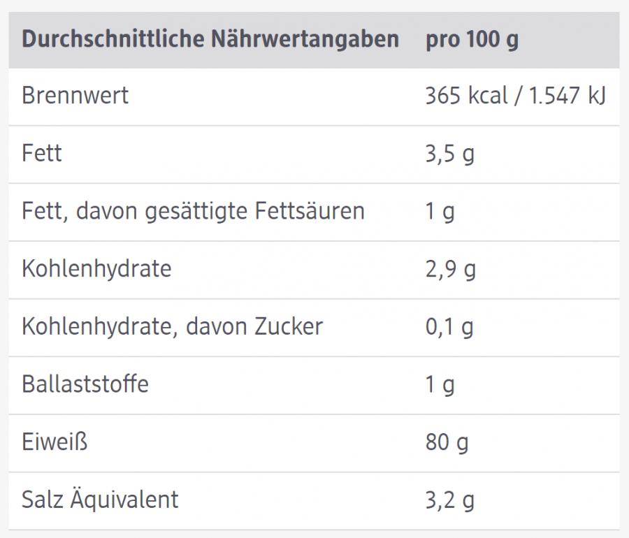 Протеин со вкусом ванили dm, 300 г