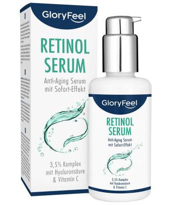Retinol Serum GloryFeel, 100 ml