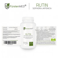 Rutin FürstenMED, 120 capsules