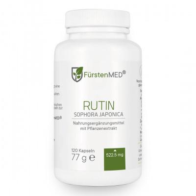 Рутин FürstenMED, 120 капсул
