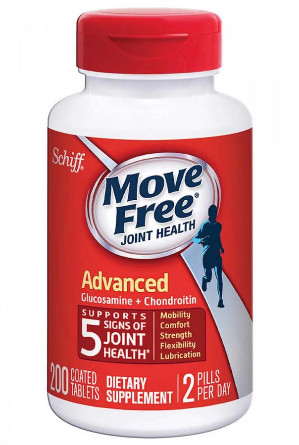 Глюкозамин-хондроитин комплекс Schiff Move Free, 200 таблеток