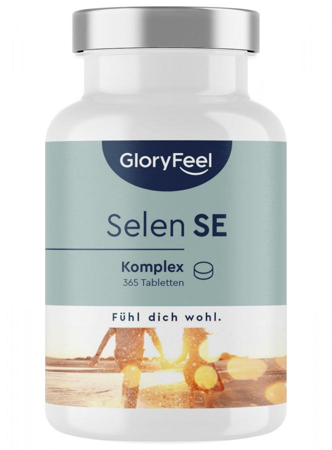Селен GloryFeel, 365 капсул
