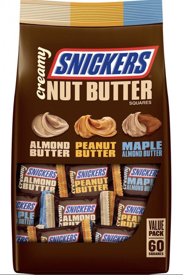 Набор батончиков Snickers, 60 штук