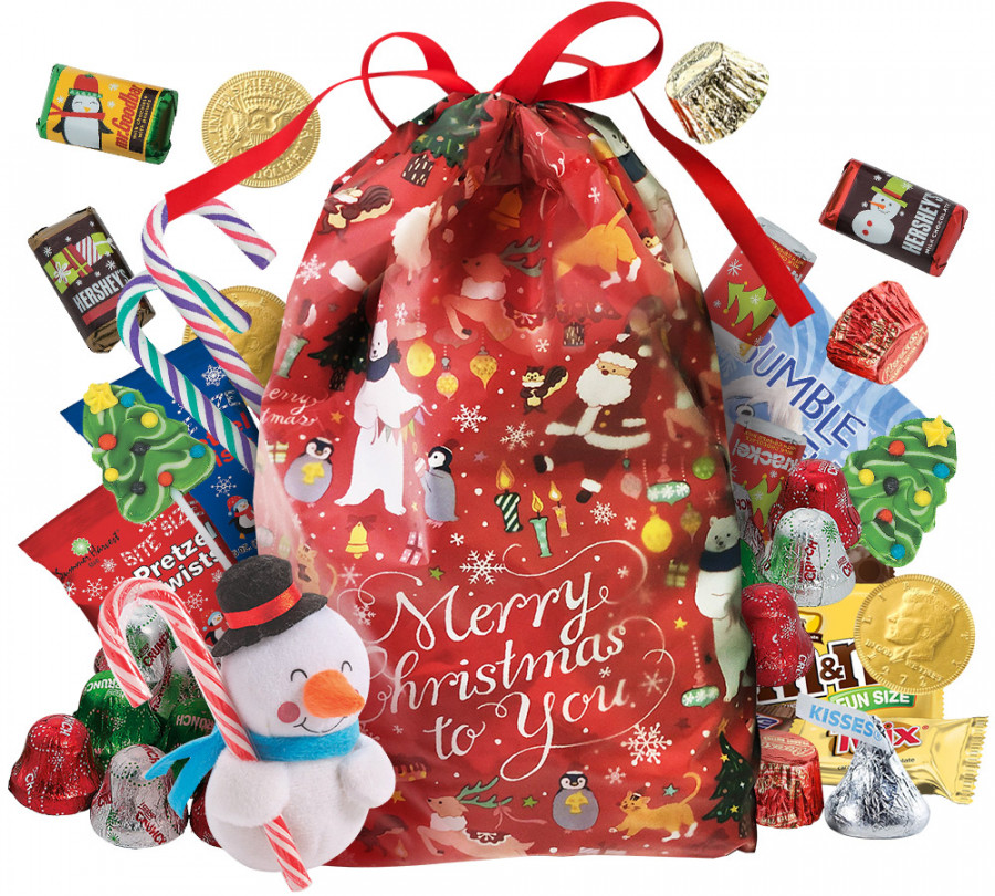 Новогодний набор сладостей Sweet Christmas V 2.0