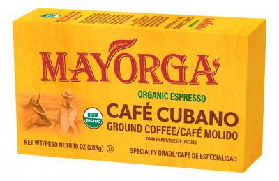 Молотый кофе Mayorga Organics, 283 гр.