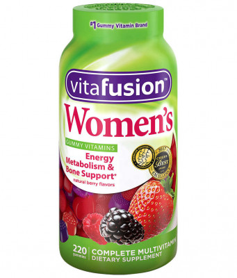 Vitafusion Women's Multivitamin, 220 Gummies
