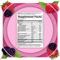 Мармелад-мультивитамины Vitafusion для женщин, 220 шт.
