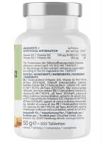 Комплекс витаминов D3 и K2 GloryFeel, 200 капсул
