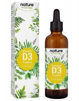 Vitamin D3 nature Tropfen 1000 IU GloryFee, 75 ml