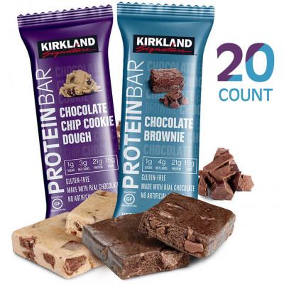 20 x Kirkland Signature Protein Bar